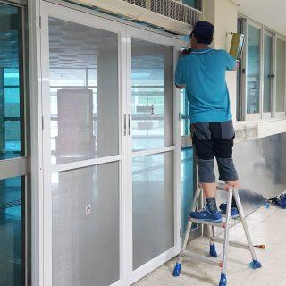 170821 수원 권선구 신곡초등학교 급식실 양개접이